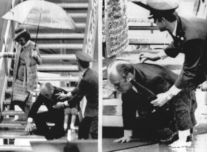 President Gerald Ford Assassination Attempts 1975 Year