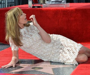 Allison Janney gets a star on the Hollywood Walk of Fame