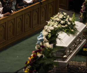 Freddy Gray Funeral in Baltimore