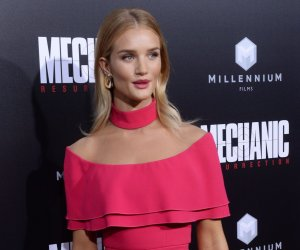 In photos: Supermodels on the red carpet
