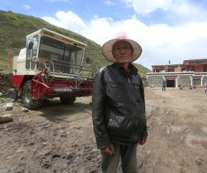 Life in the remote city of Kangding on the historical border between Tibet and China