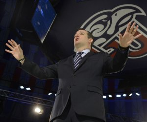 Senator Ted Cruz Announces his Presidential Candidacy
