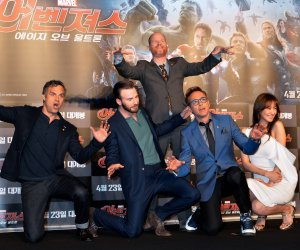 'Avengers: Age of Ultron' premiere in Seoul