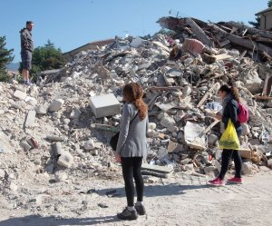 At least 250 dead after earthquake rocks central Italy
