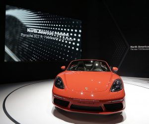 2016 New York International Auto Show: New models unveiled