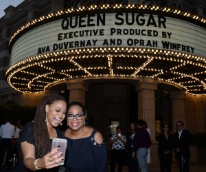 OWN premieres new TV series 'Queen Sugar' in Burbank