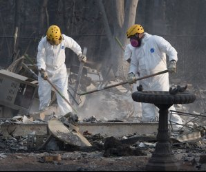 Latest toll of California wildfires: 66 dead, more than 600 missing
