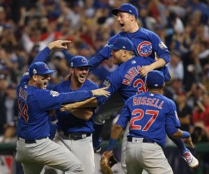 MLB: Best of the 2016 World Series