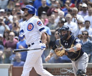Chicago Cubs vs. San Diego Padres