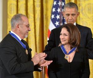 Gloria Estefan among 18 Medal of Freedom recipients