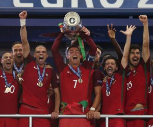 Portugal shock France to win Euro 2016