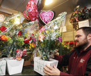 Preparations for Valentine's Day 2016