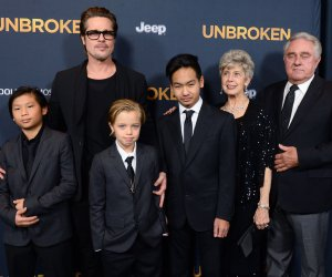 """Unbroken"" premiere in Los Angeles"