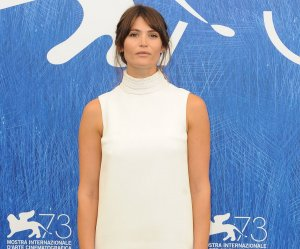 Gemma Arterton stuns during Jury Photocall at the 73rd Venice Film Festival