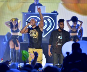 iHeartRadio hosts a Summer Pool Party in Miami Beach