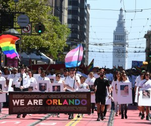 LGBT Pride Parade fills streets of San Francisco