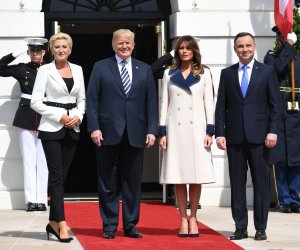 Polish president suggests 'Fort Trump' U.S. military base