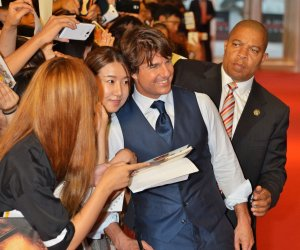'Mission: Impossible - Rogue Nation' Premiere in Seoul