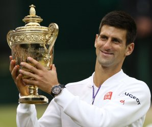 The 2015 Wimbledon Quarter Finals
