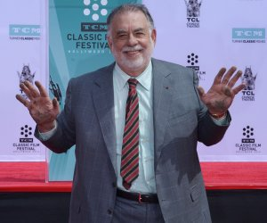 Francis Ford Coppola handprint ceremony at TCL Chinese Theatre