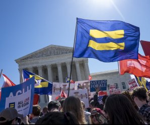 Supreme Court takes on same sex marriage