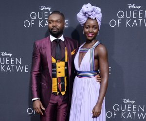 Lupita Nyong'o premieres 'Queen of Katwe' in Los Angeles