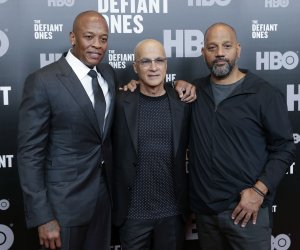 'The Defiant Ones' premieres in New York City