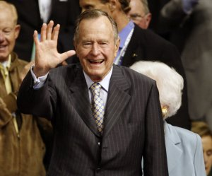 Former President George H.W. Bush dies at age 94