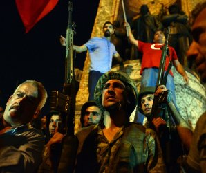 Turkey beats back an attempted military coup