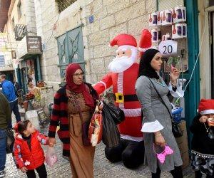 Bethlehem church shows off 1,600-year-old mosaics ahead of Christmas
