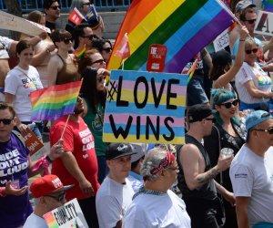 LA replaces Pride parade with #ResistMarch