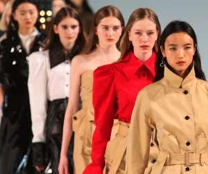 In photos: D.paia show at China Fashion Week