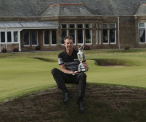 Henrik Stenson wins the 145th Open Golf Championship