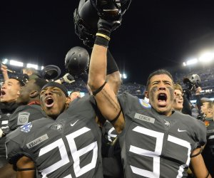 Army gets the better of Navy for first time in 14 games