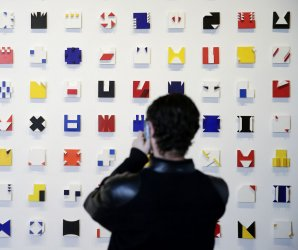 Lygia Pape exhibition at The Met Breuer in New York