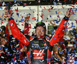 Highlights from the 59th running of the Daytona 500