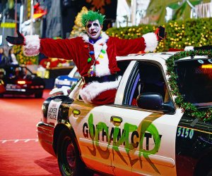 Sights from the 85th Hollywood Christmas Parade