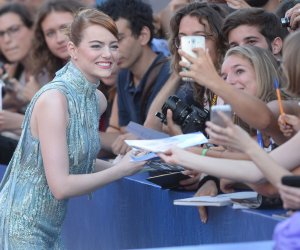 Emma Stone wows at the premiere of 'La La Land' at the 73rd Venice Film Festival