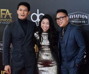 'Crazy Rich Asians' cast, Nicole Kidman honored at Hollywood Film Awards