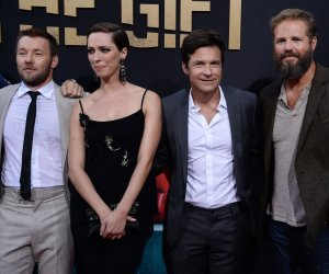 'The Gift' premiere in Los Angeles