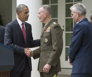 Obama nominates Gen. Joseph Dunford Jr. to lead Joint Chiefs