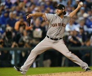 2014 MLB World Series: Game 1