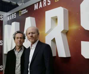 National Geographic Channel premieres 'MARS' in New York City