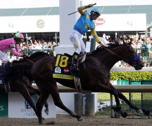 Every Kentucky Derby photo finish win from 2015 to 2000