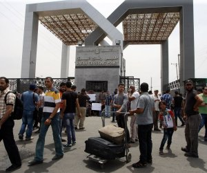 Egypt opens Rafah crossing between Gaza and Egypt