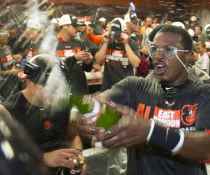 Orioles win American League East championship
