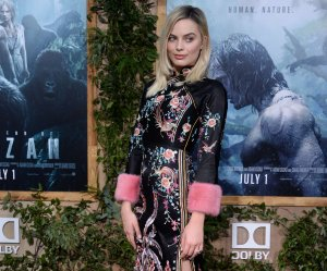 'The Legend of Tarzan' premieres in Los Angeles