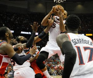 NBA Playoffs: Wizards vanquish Raptos in Game 4