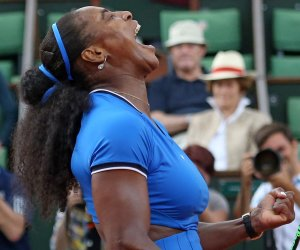 Men's and women's third round action at the French Open