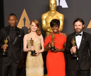 89th annual Academy Award winners
